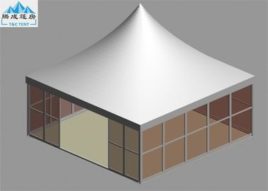 PVC Fabric Outside Event Tents / Aluminium Frame 5X5M Pagoda Canopy Tent